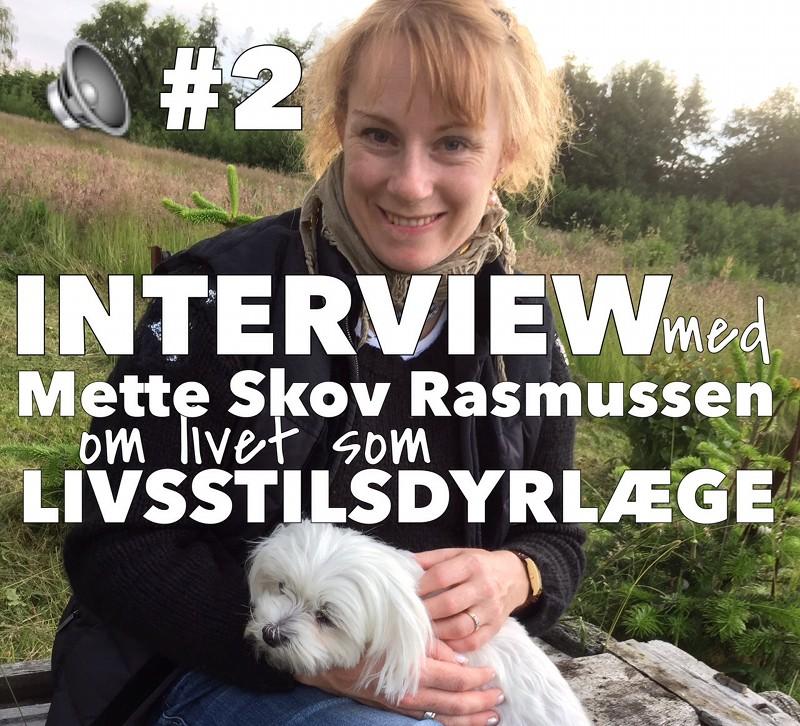 interview med dyrlæge mette skov rasmussen podcast