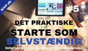 interview anette villum pedersen fra dansk dyrlægeforening DDD om at blive selvstændig dyrlæge
