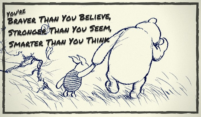 winnie the pooh braver than you believe