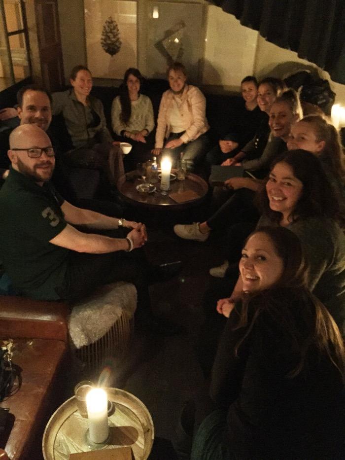 meet up for dyrlæger i københavn april 2016