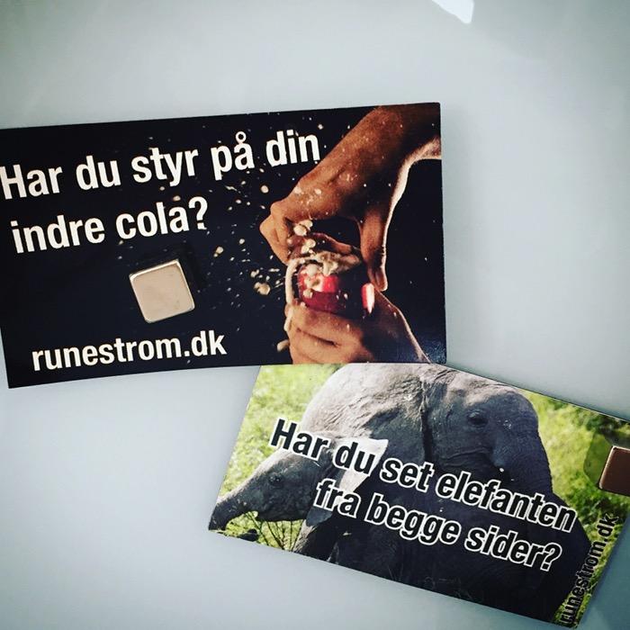 har du styr på din indre cola? foredrag med rune strøm