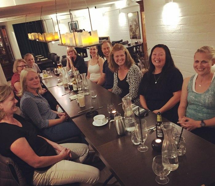 meet up for dyrlæger og sygeplejersker aalborg september 2016 på cafe peace
