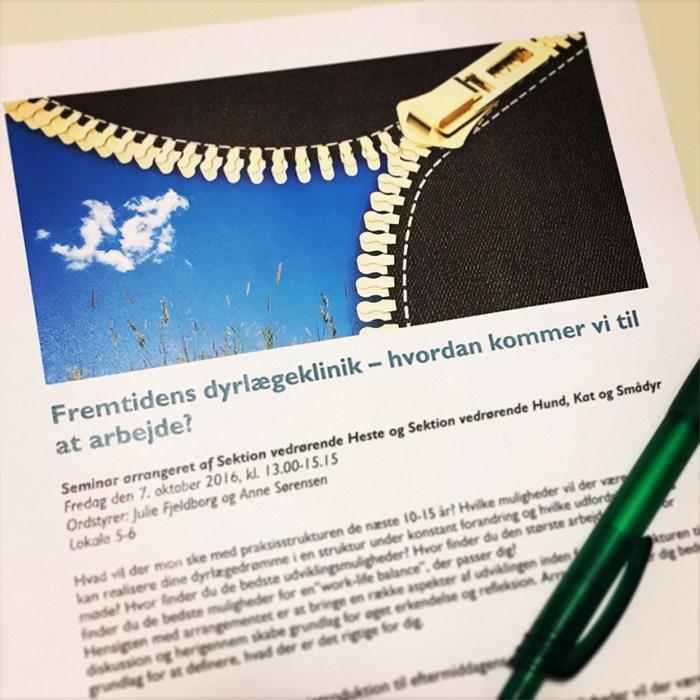 den danske dyrlægeforening og fremtidens dyrlæge