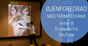 foredrag med dyrlæge thomas evans for msd