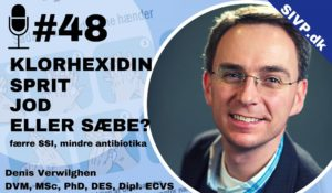 klohexidin, sprit eller jod - specialist denis verwilghen on reducing ssi and the need for antibiotics