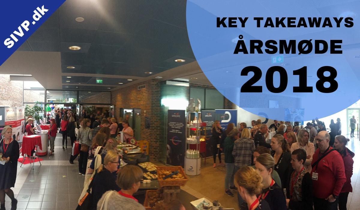 Key takeaways fra dyrlægernes årsmøde 2018