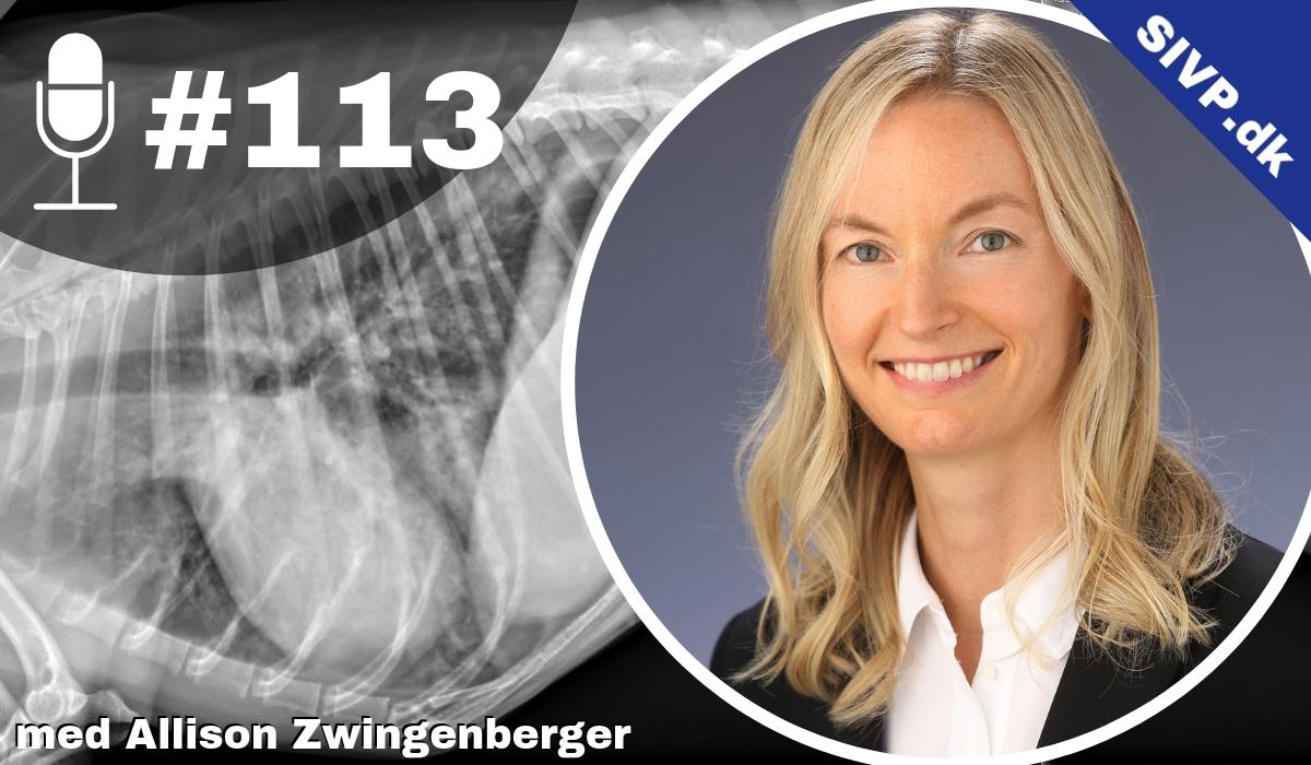 I denne podcast fortæller Allison om thoraxrøntgen og