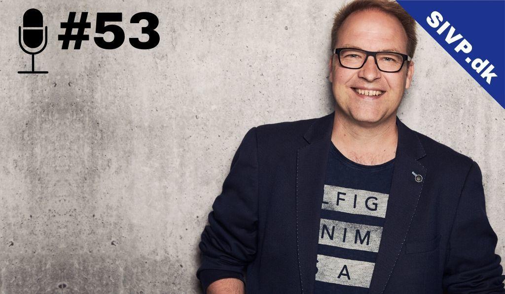 Podcast med Ib Potter om digital markedsføring for begyndere