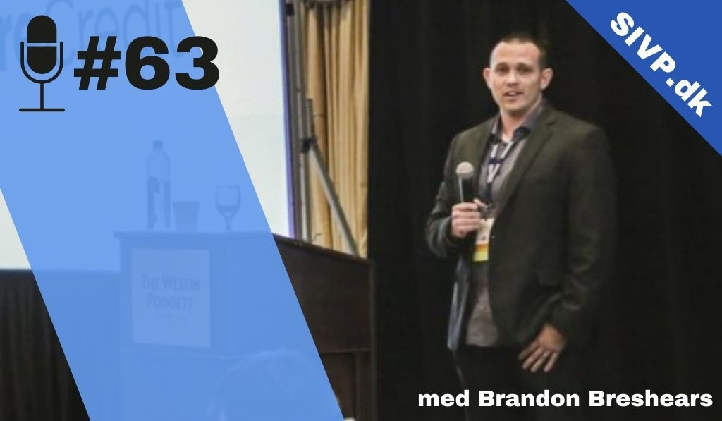 Online markedsføring med Brandon Breshears