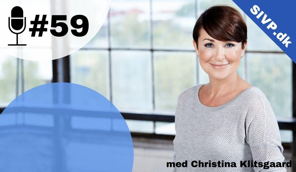 Relationsskabende e-mail markedsføring handler om at få en ægte forbindelse til kunderne så de får tillid og køber igen. Det fortæller Christina Klitsgaard her.
